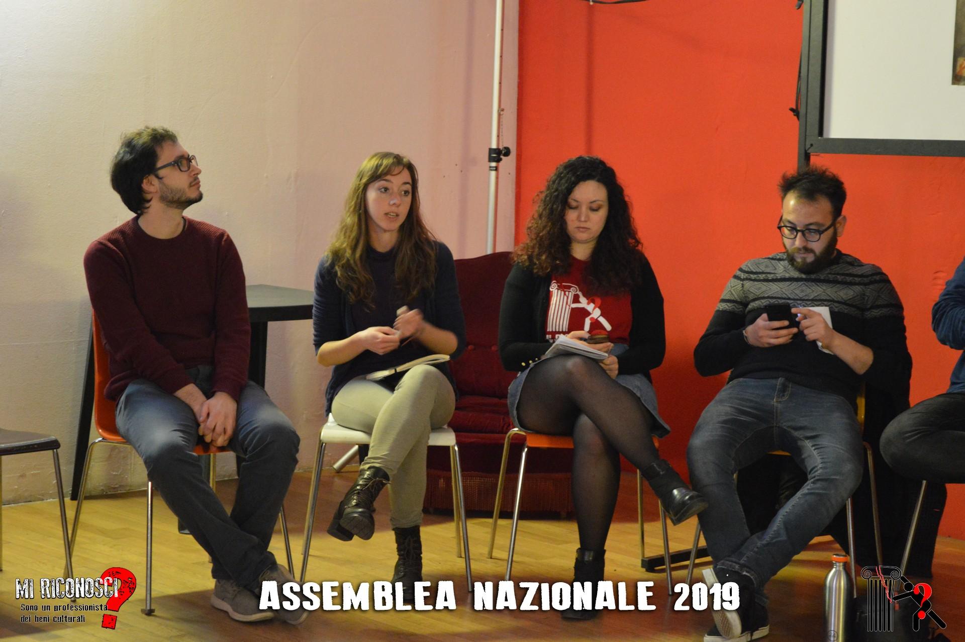 Assemblea nazionale 2018