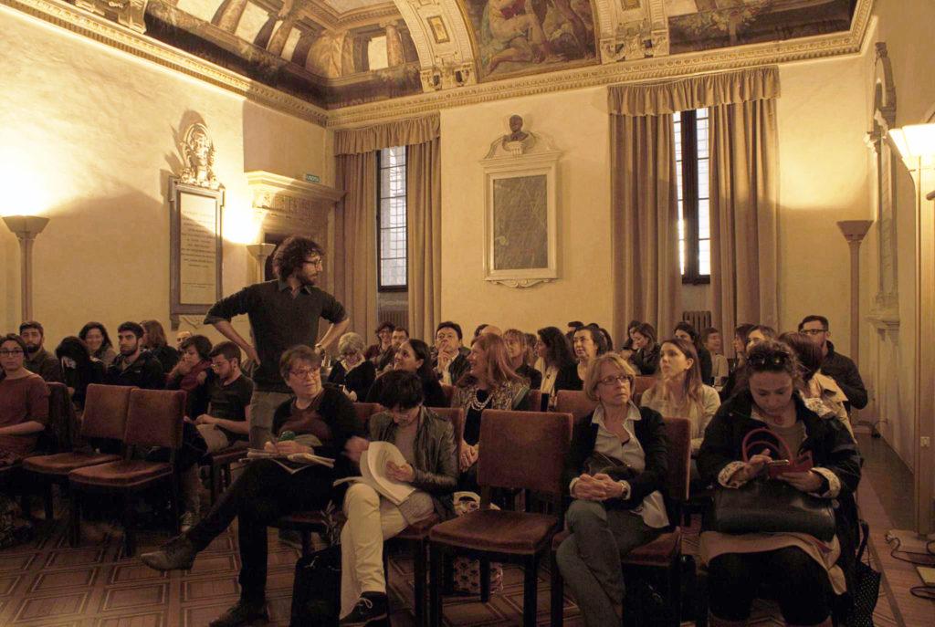 La prima assemblea nazionale di Mi Riconosci, Bologna 8 aprile 2017