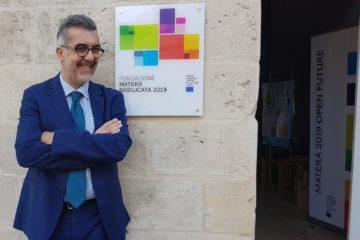Paolo Verri, la Fondazione Matera 2019