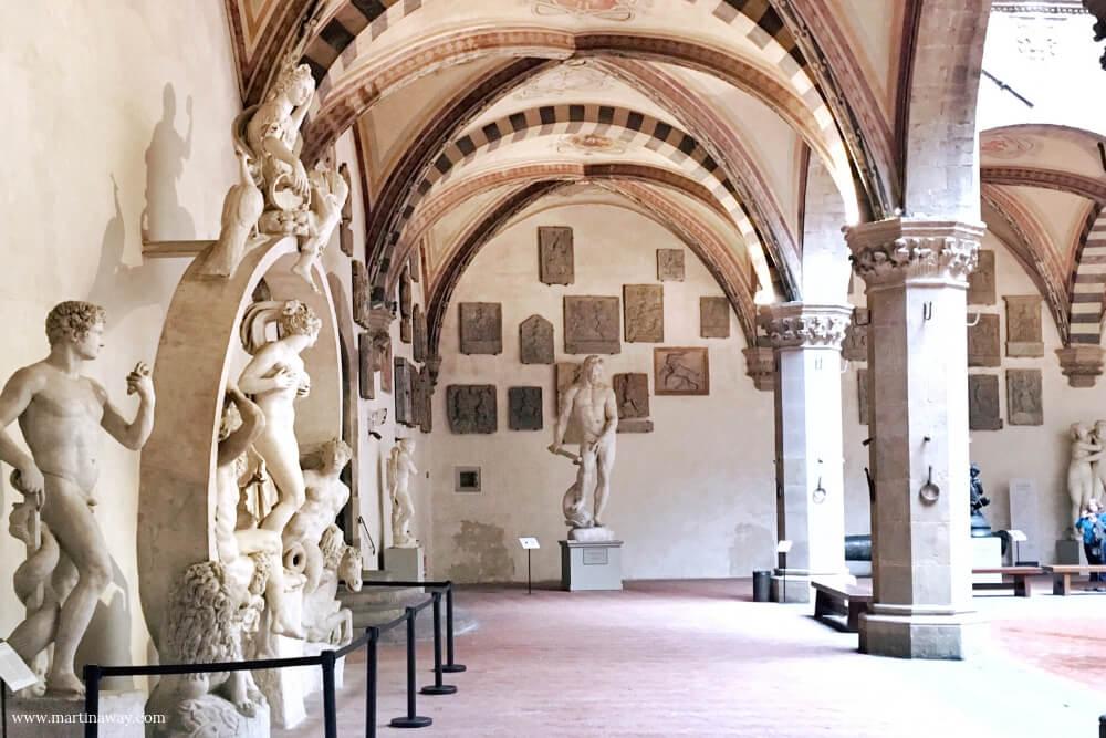 Musei vuoti