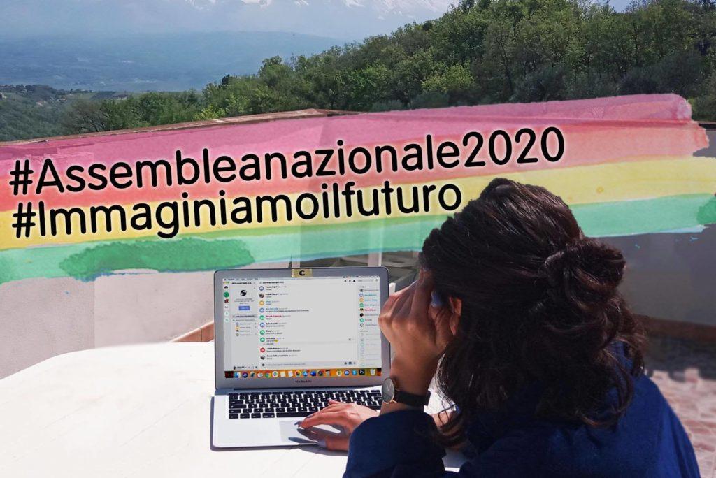assemblea nazionale online
