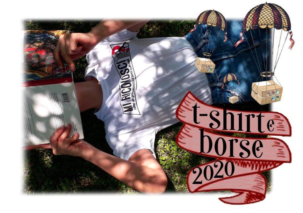 mi riconosci tshirt e borse 2020