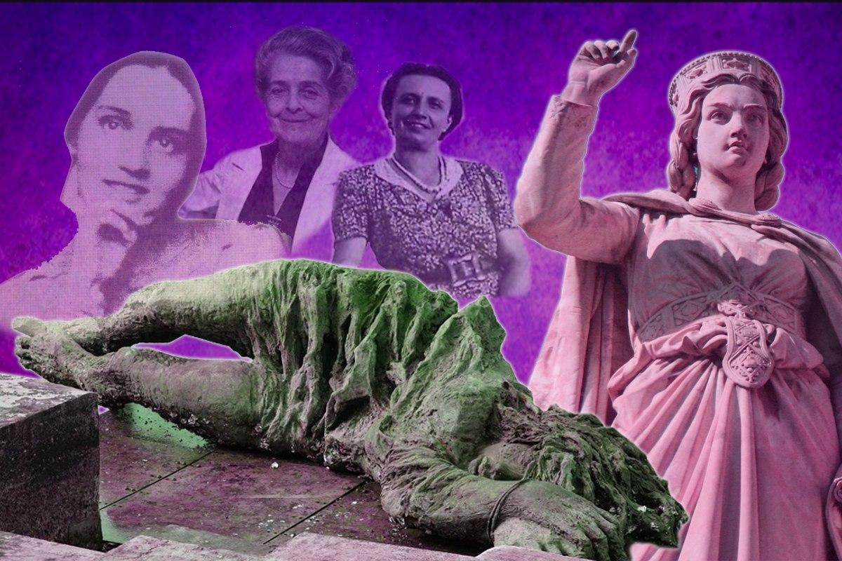 foto monumenti donne