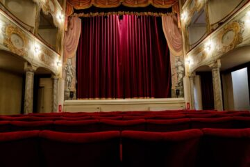 chiusura teatri e cinema