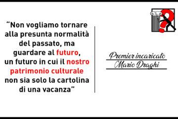 lettera Mario Draghi premier
