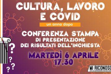 cultura-lavoro e covid
